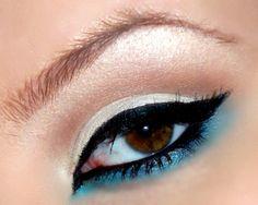• Sugarpill Pressed Eyeshadow Afterparty  • mac fluideline blacktrack  • MAC Short Shorts Eyeshadow  • Urban Decay Naked Palette