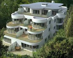 Unique Charming Modern Home Design In The Philippines House Plans Home Plans Architecture Picture Modern House Design Modern Homes Design Architecture Design, Plans Architecture, Beautiful Architecture, Unique House Design, Cool House Designs, Small Mansion, Best Home Design Software, Designer Software, Big Beautiful Houses