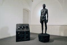 Scorched Wooden Sculptures Metamorphosize After Fire - My Modern Metropolis