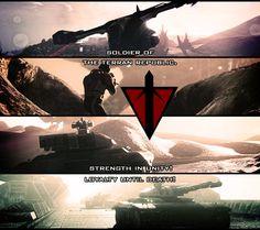 Xperia Arc Wallpaper: Planetside 2 Terran Republic by PrivateAzib on DeviantArt