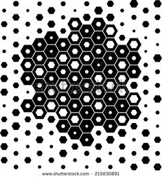 Hexagon Pattern Stock Photos, Images, & Pictures | Shutterstock