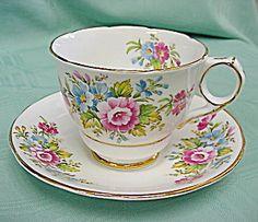 Royal Stafford Floral Teacup