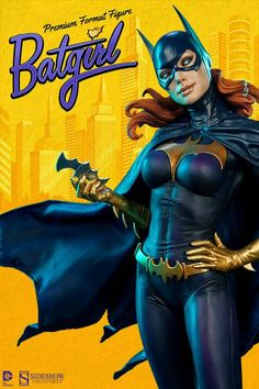 Batgirl Premium Format Figure from Sideshow Collectibles