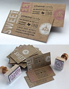 30+ Most Creative and Beautiful Business Cards Design For Inspiration | Dezine Robotics