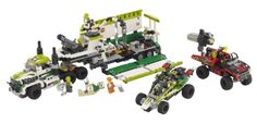 LEGO World Racers Desert of Destruction 8864