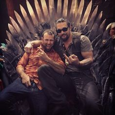 Jason Momoa @prideofgypsies BOOMInstagram photo | Websta (Webstagram)