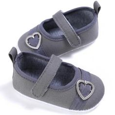Cute Baby Girls First Walkers Solid Color Heart Pattern Princess Anti-slip Soft Bottom Shoes Crib Babe Ballet Dress Shoes Toddler Girl Shoes, Baby Girl Shoes, Cute Baby Girl, Baby Girls, Girls Shoes Online, Newborn Shoes, Girls Dress Shoes, Crib Shoes, Girls Sneakers