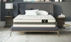 """VERITAS VH3000 13"""" Firm Hybrid Mattresses 