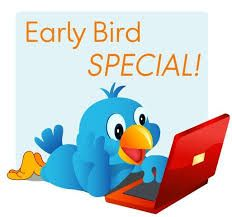 Register today for our SalesRICH workshops and you will receive our early bird special which will include a FREE Digital PR audit from our Social Media specialist Candice!