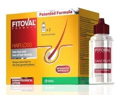 Fitoval Hair Loss Treatment Alopecia Lotion 2 x 40 ml by FIT *** Check out this great product.