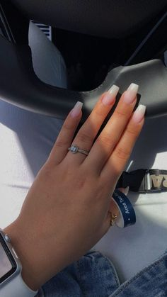 Nails, must try post suggestion. Click this helpful nail design 1563051598 right… Nails, must try post suggestion. Click this helpful nail design 1563051598 right…,Stunning Nails A Must See Nails, must try post suggestion. Acrylic Nails Coffin Ombre, Summer Acrylic Nails, Coffin Nails Short, Short Nails Acrylic, Short Acrylics, Coffin Shape Nails, Spring Nails, Natural Looking Acrylic Nails, Nails Kylie Jenner