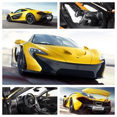 McLaren P1 - click on the image to find out more