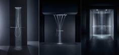 Душевая система Shower Heaven от итальянской фабрики Hansgrohe