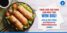 Do you love trying different dishes? Is #food your first love? If yes then join us for #SBIFavDelicacies and stand a chance to WIN big! #Food #Foodventure #Foodlove #Foodie #ContestAlert #contest