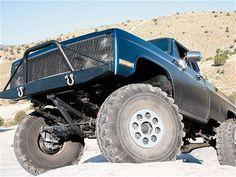 #Propane powered 1987 Chevy Truck