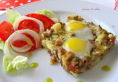 Spanish Kitchen, Tasty, Yummy Food, Eggs, Cooking, Breakfast, Primers, Tortillas, Queso