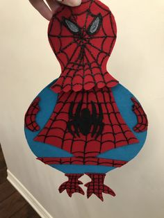 Tom the turkey disguise spiderman | Turkey disguise ...