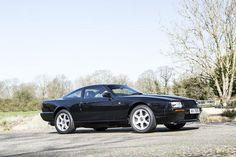 1990 Aston Martin Virage Coupé  Chassis no. SCFCAM1S1MBR50168 Engine no. 89/50168/A