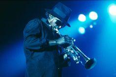 Miles Davis in Paris 1990 by Mirko Boscolo Blue in Green: http://www.youtube.com/watch?v=PoPL7BExSQU