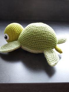 Schildpad(zelfgemaakt)