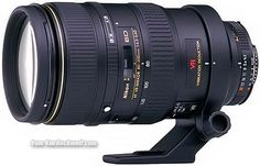 [KR] AF 80-400mm VR f/4.5 - 5.6D Best telephoto zoom for distance