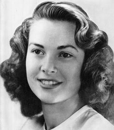 Grace Patricia Kelly at 18 years old 1947.