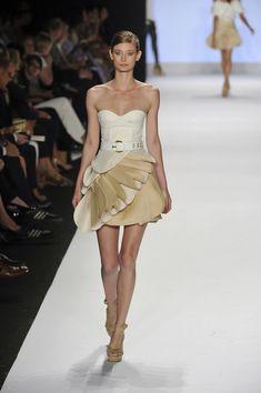 Leanne marshall   Leanne Marshall at New York Fashion Week Spring 2009