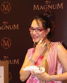 Nadia Hussain #MagnumKarachi