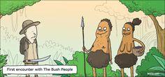 The Bush People