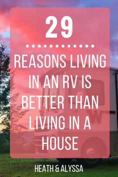 29 Reasons Living in an RV is Better Than Living in a House Breathtaking views, memorable stories, and endless amounts of s'mores, just to name a few. Read all 29 reasons here. living in an rv Camping Hacks, Rv Camping Checklist, Camping Car, Camping Essentials, Rv Hacks, Camping Ideas, Family Camping, Hacks Diy, Camper Life