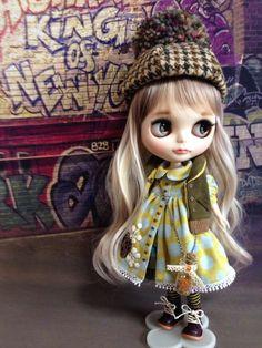 いろいろ。の画像   小梅のブログ Outfits With Hats, Pretty Dolls, Hello Dolly, Art Portfolio, Custom Dolls, Ball Jointed Dolls, Doll Face, Big Eyes, Doll Accessories