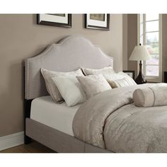 Pulaski Furniture All-N-One Queen Panel Bed