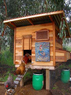 cabin coop
