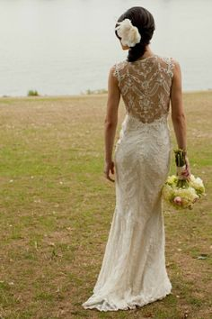 i don't know how many times i've said it but I love lace and see through backs