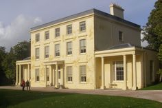 """Greenway House, holiday home of Agatha Christie and the setting used in the tv series, """"Poirot.""""  eps. """"Dead Man's Folly"""""""
