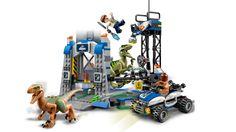 Productos - Jurassic World LEGO.com