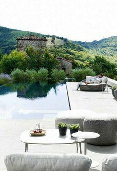 Tosca lounger | Tribù | PAROS new beachfront luxury project ...
