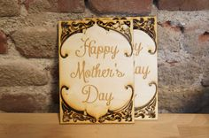 A personal favorite from my shop happy mother's day card