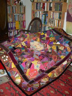 My Crazy Quilt   Flickr - Photo Sharing!