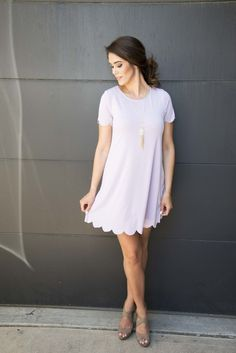 nice Seasons Of Love Dress::PURPLE