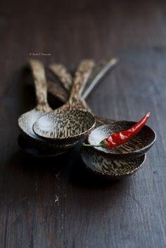 https://flic.kr/p/83r4m9   Spoons&Chili   View On Black