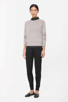 COS | Relaxed cashmere jumper