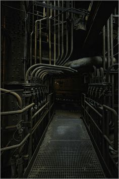"""The Intestines of the Furnace"" by Stéphane Gaudry  < https://www.flickr.com/photos/steph_gaudry/ >"
