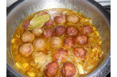 Receta de Albóndigas de corvina en salsa de cebolla y moscatel - Gallina Blanca