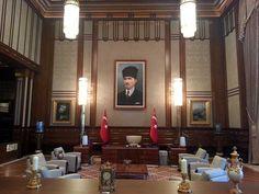 cumhurbaşkanlığı sarayı makam odası - Google'da Ara