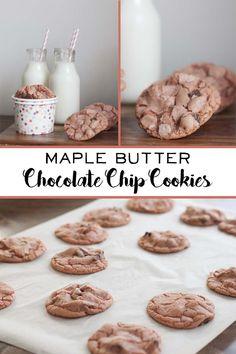 Maple Butter Chocola