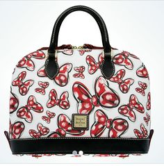 New Minnie Bows Dooney and Bourke Bags Now Available!