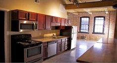 Harding Street Lofts Downtown Indianapolis Loft Style Apartments Urban Attic Conversion