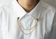 Gold Collar Chain · hhotaru ·