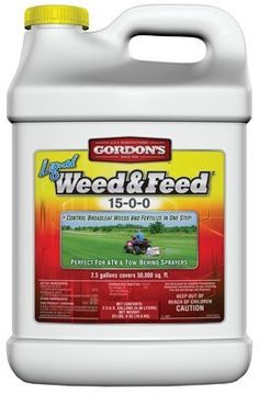 PBIGORDON 7311122 25 gallon WeedFeed -- Check out the image by visiting the link.